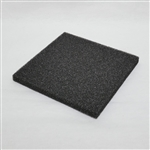 "Duocel® RVC Foam Panel - 3""x3""x0.25"""